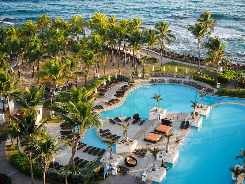 Caribe Hilton in Puerto Rico